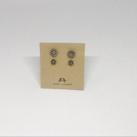 Chloe + Isabel Jewelry - Sunset Vista Convertible Stud Earrings
